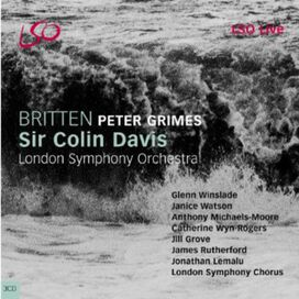 Colin Davis - Peter Grimes