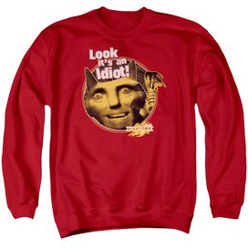 Mirrormask Riddle Me This Adult Crewneck Sweatshirt