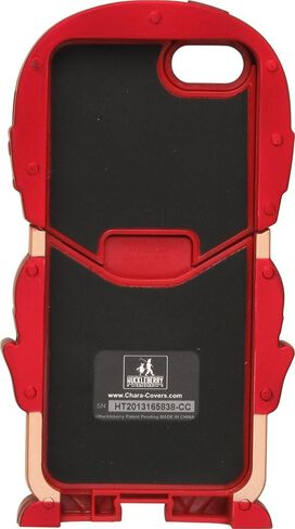 Iron Man Blast Chara-Cover 5/5s Phone Case