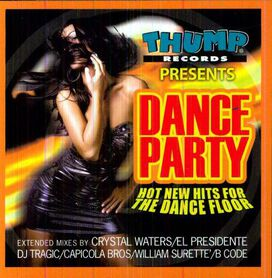 Various Artists - Thump Records Presents Dance Party: New Hot Hits for the Dance Floor