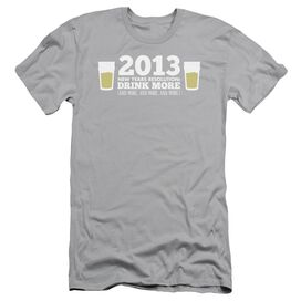 Drink More Short Sleeve Adult T-Shirt