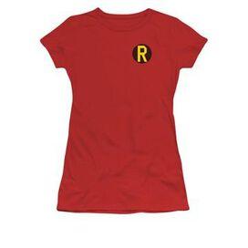 Robin Logo Block R Juniors T-Shirt