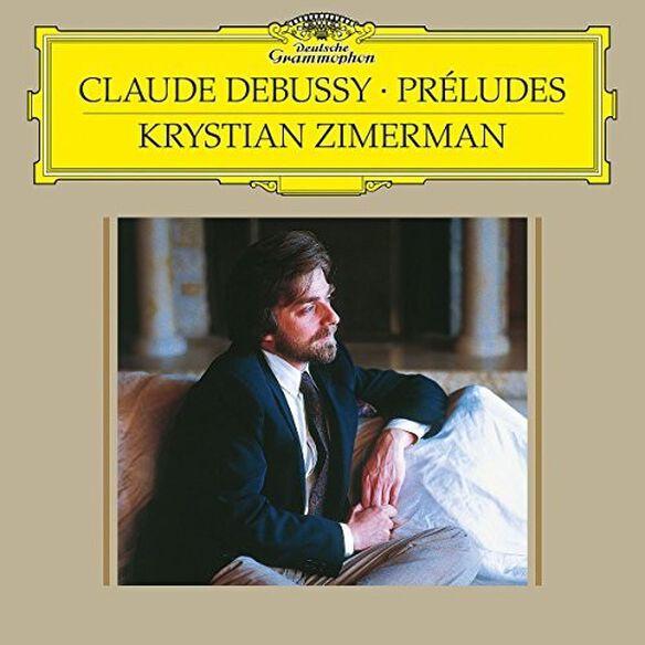 Debussy/ Krystian Zimerman - Prelude - Book 1 L 117 / Prelude - Book 2 L 123