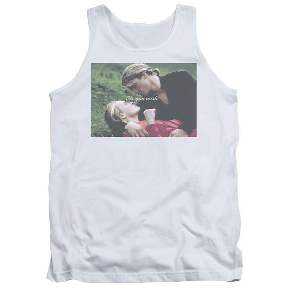Princess Bride As You Wish Adult Tank