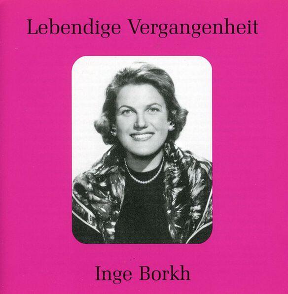 Beethoven/ Verdi/ Strauss - Legendary Voices: Inge Borkh