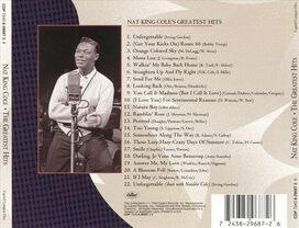 Nat King Cole - Greatest Hits [Capitol]