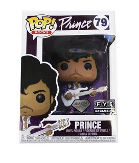 Funko Pop! Rocks: Prince [Purple Rain Diamond Collection]