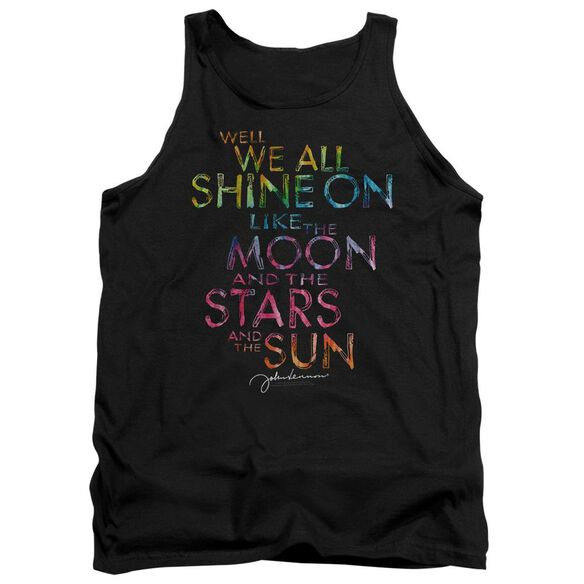 John Lennon All Shine On Adult Tank