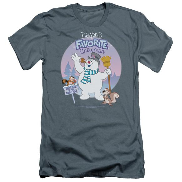 Frosty The Snowman Favorite Hbo Short Sleeve Adult T-Shirt
