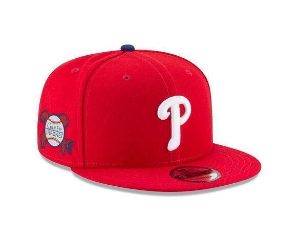 New Era MLB Philadelphia Phillies Game of Thrones 9FIFTY Snapback Hat