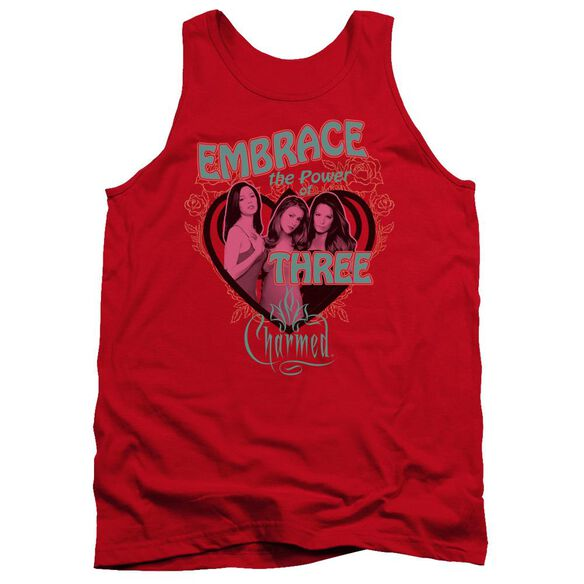 Charmed Embrace The Power Adult Tank