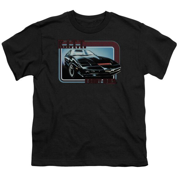 Knight Rider Kitt Short Sleeve Youth T-Shirt