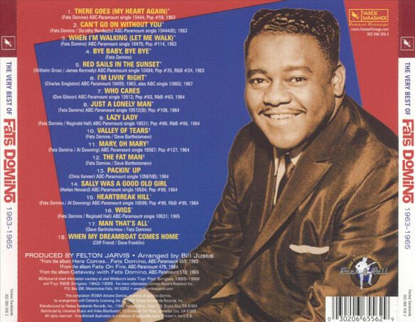 Very Best Of Fats Domino