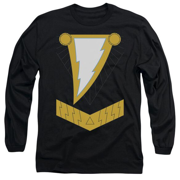 Jla Adam Long Sleeve Adult T-Shirt