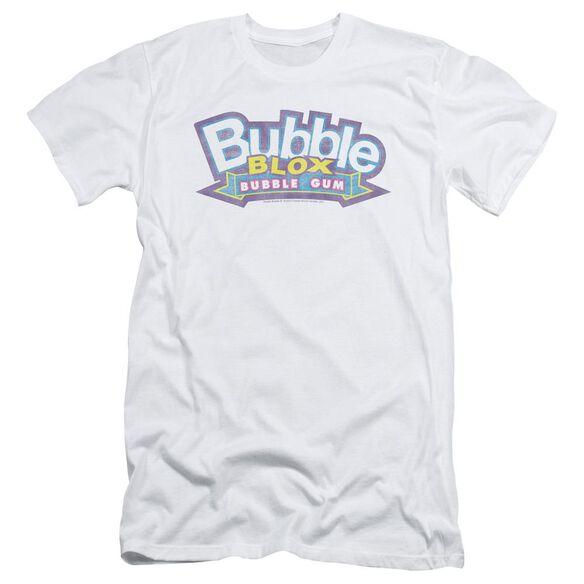Dubble Bubble Bubble Blox Short Sleeve Adult T-Shirt