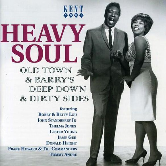 Heavy Soul: Old Town & Barry's Deep Down / Various