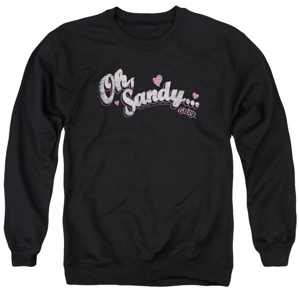 Grease Oh Sandy Adult Crewneck Sweatshirt