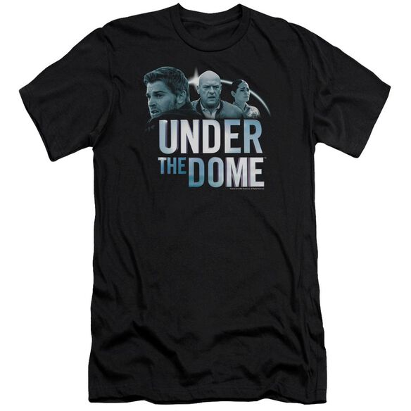 Under The Dome Character Art Premuim Canvas Adult Slim Fit