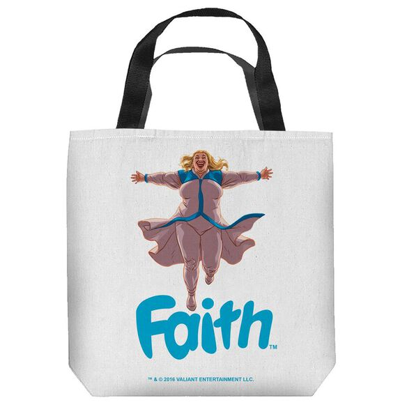 Valiant Faith 2 Tote