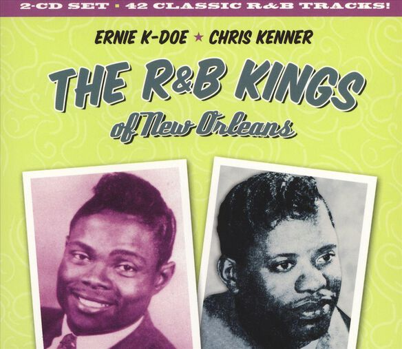 R&B Kings Of New Orleans