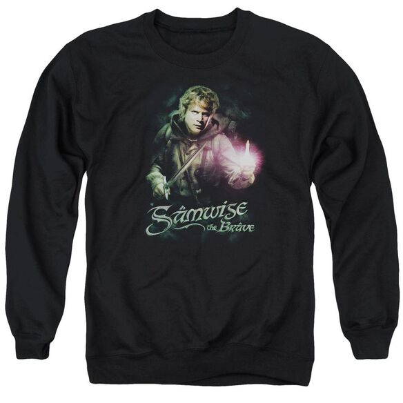 Lor Samwise The Brave Adult Crewneck Sweatshirt