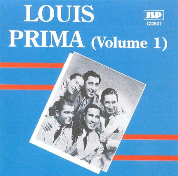 Vol 1 Louis Prima 700