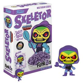 Skeletor FunkO's Cereal
