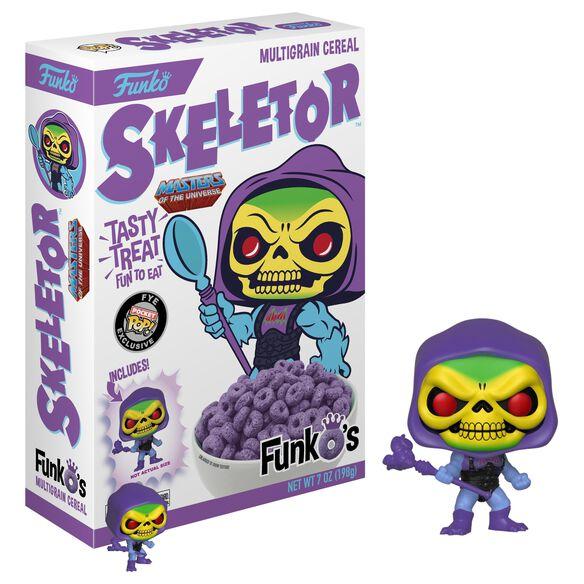 Skeletor FunkO's Cereal