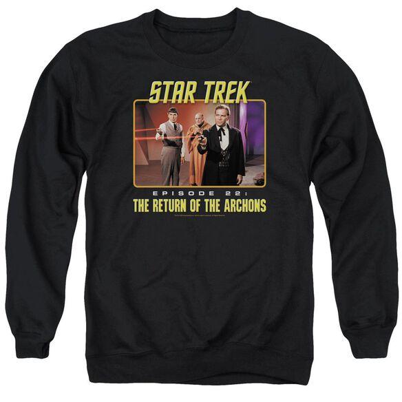 Star Trek Episode 22 Adult Crewneck Sweatshirt