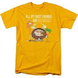 Fosters Imaginary Friends Short Sleeve Adult T-Shirt
