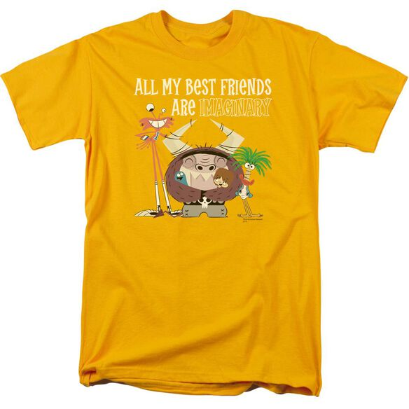 Fosters Imaginary Friends Short Sleeve Adult T-Shirt