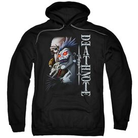 Death Note Shinigami Adult Pull Over Hoodie