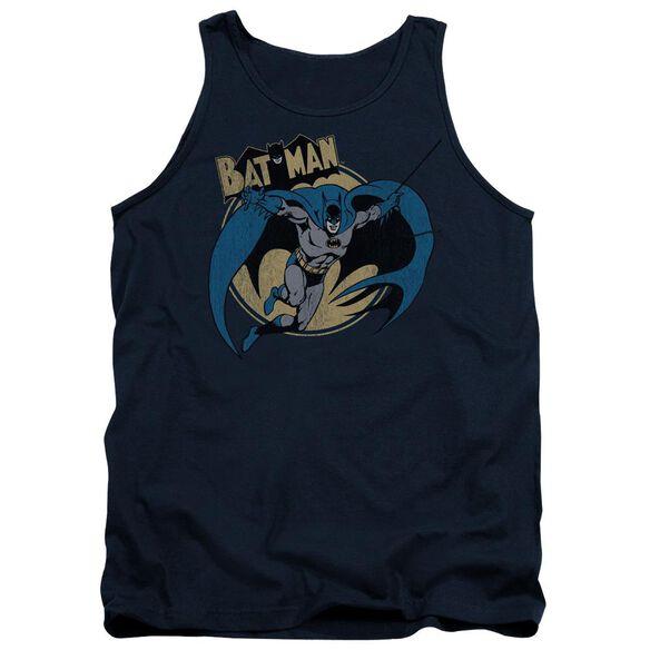 Batman Through The Night Adult Tank