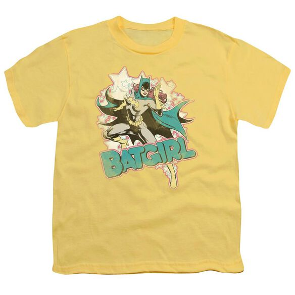 Dc I'm Batgirl Short Sleeve Youth T-Shirt