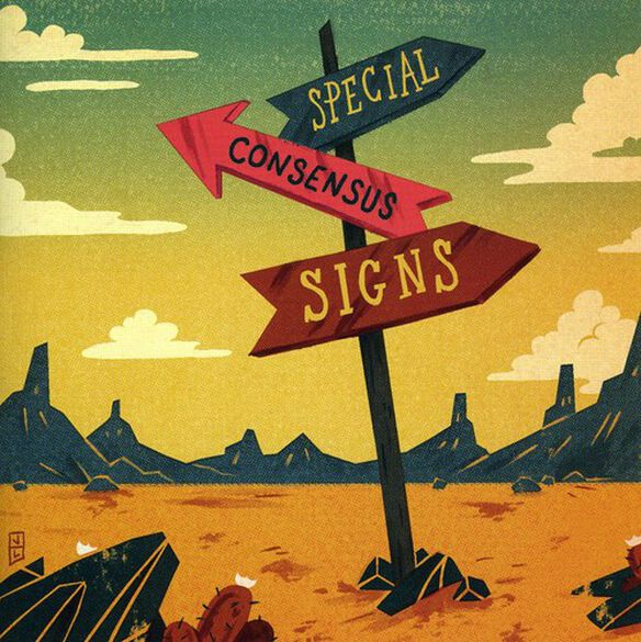 The Special Consensus - Signs