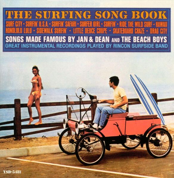 Surfing Songbook 0794