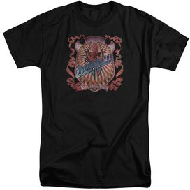 Dokken Back Attack Short Sleeve Adult Tall T-Shirt