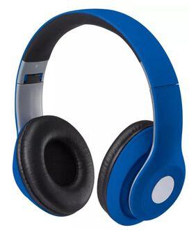 iLive - Wireless On-Ear Headphones - Blue