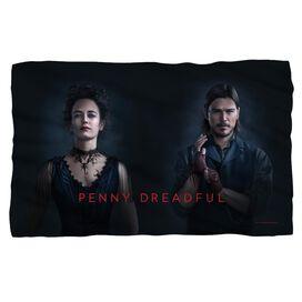 Penny Dreadful Chandler And Ives Fleece Blanket
