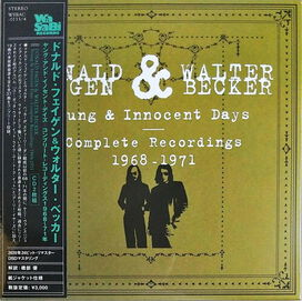 Donald Fagen / Walter Becker - Young & Innocent Days - Complete Recordings 1968-1971 (Paper Sleeve /DSD Master)