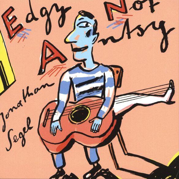 Edgy Not Antsy 0903