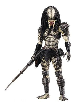 Predator 2 Shaman Predator PX Figure [1/18 Scale]
