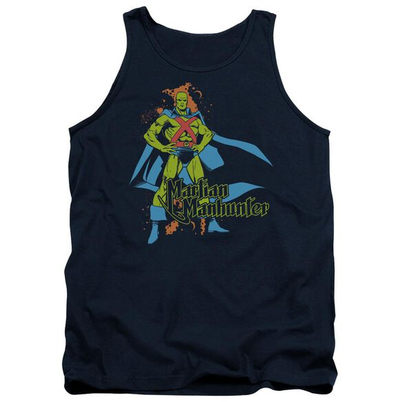 Dc Martian Manhunter Adult Tank