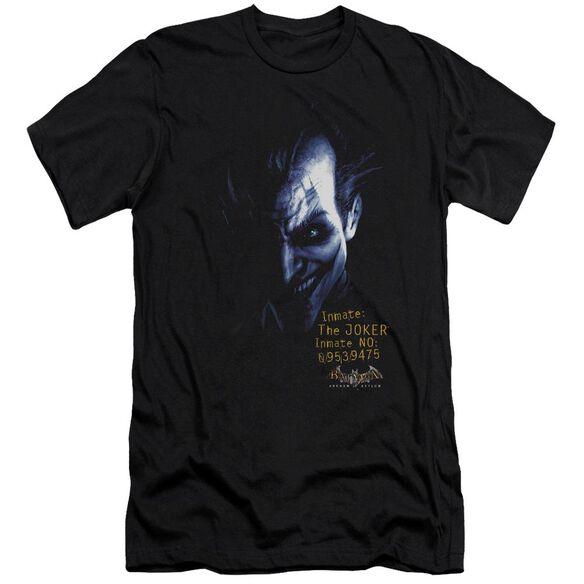 Batman Aa Arkham Joker Short Sleeve Adult T-Shirt