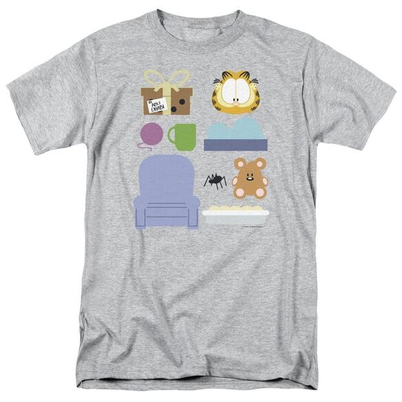 GARFIELD GIFT SET-S/S ADULT T-Shirt