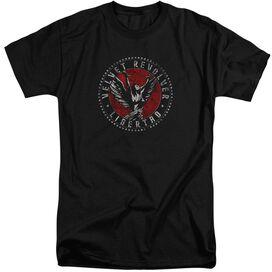 Velvet Revolver Circle Logo Short Sleeve Adult Tall T-Shirt