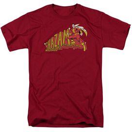 Dc Shazam! Short Sleeve Adult T-Shirt