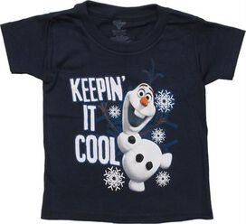 Frozen Olaf Keepin it Cool Toddler T-Shirt
