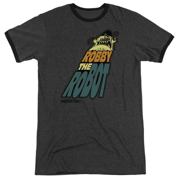 Forbidden Planet Robby The Robot Adult Heather Ringer Charcoal