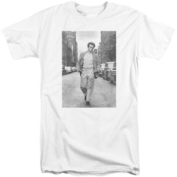 Dean Walk The Walk Short Sleeve Adult Tall T-Shirt